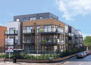 Thumbnail 2 bed flat for sale in Wharf Road, Guildford
