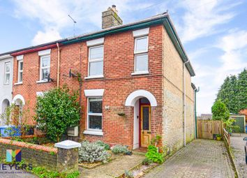 Thumbnail 2 bed terraced house for sale in Victoria Road, Parkstone, Poole