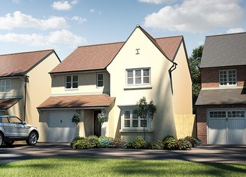 "Thumbnail 4 bed detached house for sale in ""The Buckland"" at Winchester Road, Fair Oak, Eastleigh"