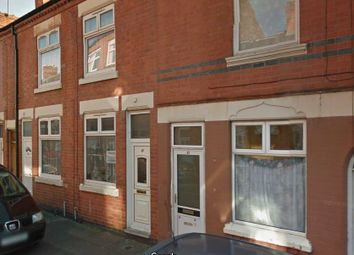 Thumbnail 3 bed terraced bungalow to rent in Moores Road, Leicester