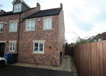 Thumbnail 2 bed semi-detached house to rent in Bursar Way, Long Eaton