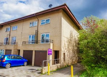 Thumbnail 4 bed end terrace house for sale in Cleavers Avenue, Milton Keynes