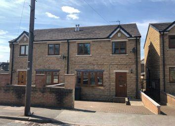 Thumbnail 3 bed semi-detached house to rent in Hollinbank Lane, Heckmondwike