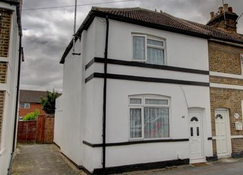 Thumbnail 2 bed end terrace house for sale in Walnut Tree Avenue, Dartford