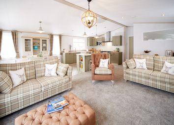 Thumbnail 2 bed lodge for sale in Grange Court, Grange Road, Goodrington, Paignton, Devon