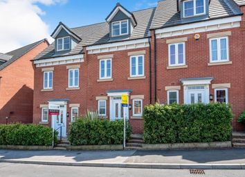 Thumbnail 3 bedroom terraced house for sale in Rugby Drive, Chesterfield, Derbyshire