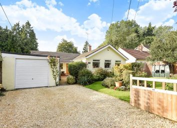 Thumbnail 3 bed detached bungalow for sale in Cothill Road, Dry Sandford, Abingdon