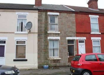 Thumbnail 2 bedroom terraced house for sale in Cranbrook Road, Doncaster, South Yorkshire