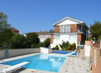 Thumbnail 4 bed detached house for sale in Spring Hill, Worle, Weston-Super-Mare