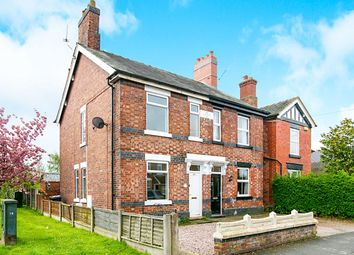 Thumbnail 2 bed semi-detached house for sale in Heath Road, Sandbach
