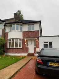 Thumbnail 5 bed semi-detached house to rent in Brampton Road, Wembley Park, London