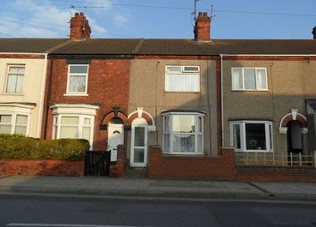 Thumbnail 1 bed flat to rent in Alexandra Road, Grimsby