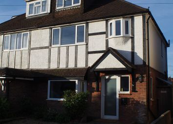 Thumbnail 5 bed semi-detached house to rent in Cleveland Road, Chichester