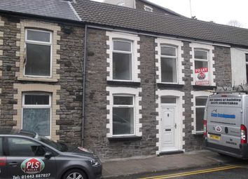 Thumbnail 3 bed terraced house to rent in North Road, Porth