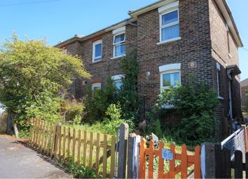 Thumbnail 3 bed semi-detached house to rent in Pankhurst Avenue, Brighton