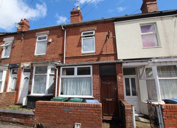 Thumbnail 3 bed terraced house for sale in Eagle Street, Coventry