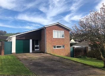 Thumbnail 3 bed detached house for sale in The Pines, Honiton
