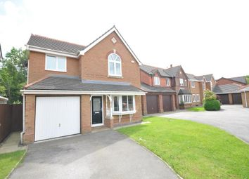 Thumbnail 4 bedroom detached house for sale in Bideford Way, Cottam, Preston, Lancashire