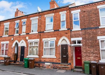 Thumbnail 3 bed terraced house for sale in Lord Nelson Street, Sneinton, Nottingham