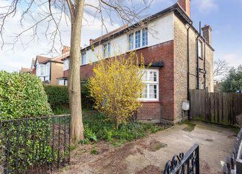 Thumbnail 4 bedroom semi-detached house for sale in Lynton Road, London
