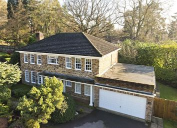 Thumbnail 4 bed detached house for sale in Old Farmhouse Drive, Oxshott, Surrey