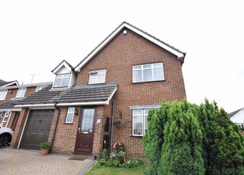 Thumbnail 4 bed detached house for sale in Kingsdown Close, Basildon, Essex