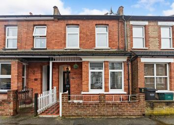 Thumbnail 2 bedroom terraced house for sale in Lower Road, Kenley