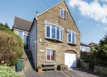 Thumbnail 5 bed detached house for sale in Meadowbank Hebden Road, Haworth, Keighley