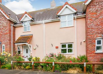 Thumbnail 2 bed terraced house for sale in St. Johns Meadow, Harleston