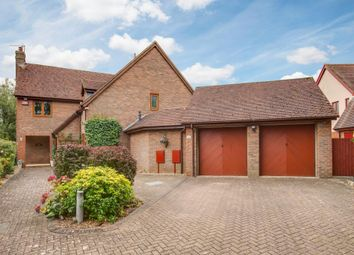 4 bed detached house for sale in Rutherford Gate, Shenley Lodge, Milton Keynes MK5