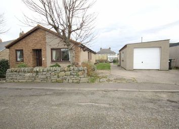 Thumbnail 3 bed detached bungalow for sale in Mcdonald Crescent, Burghead, Elgin