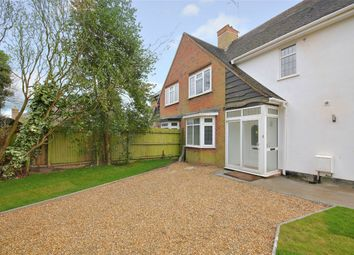 Thumbnail 4 bed terraced house for sale in Rendlesham Avenue, Radlett, Hertfordshire