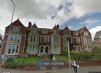 Thumbnail 2 bed flat to rent in Ninan Road, Cardiff