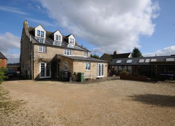Thumbnail 4 bed detached house for sale in Bath Road, Leonard Stanley, Stonehouse
