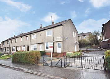 Thumbnail 2 bed semi-detached house for sale in Millmannoch Avenue, Drongan, East Ayrshire