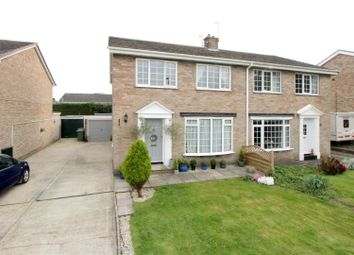 Thumbnail 3 bed property for sale in Sycamore Crescent, Cranswick, Driffield