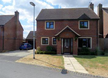 Thumbnail 4 bed detached house for sale in The Close, Bulkington, Devizes