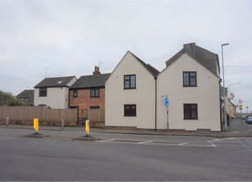 Thumbnail 4 bed semi-detached house for sale in Leicester Road, Swadlincote