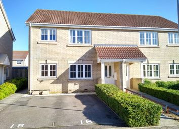Thumbnail 1 bedroom flat for sale in St. Andrews Close, Sutton, Ely