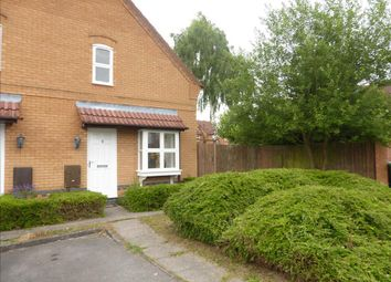 Thumbnail 1 bed semi-detached house to rent in Camberwell Drive, Worcester