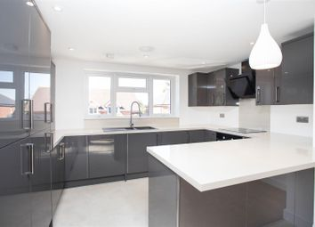 Thumbnail 2 bed flat for sale in Lincoln Close, Station Road, Stoke Mandeville, Aylesbury