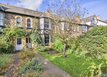 Thumbnail 4 bed terraced house for sale in Windsor Road, Abergavenny