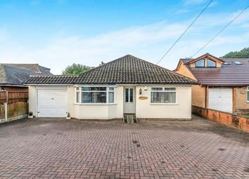 Thumbnail 3 bed bungalow for sale in Longford Road, Cannock, Staffordshire, .