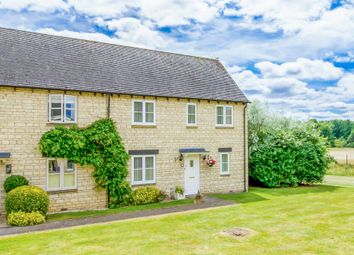 Thumbnail 2 bedroom semi-detached house for sale in Birch Drive, Bradwell Village, Burford