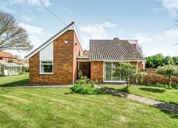 Thumbnail 2 bed detached bungalow for sale in York Road, Riccall, York
