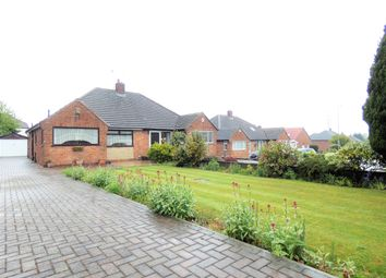 Thumbnail 2 bed bungalow for sale in The Fairway, Stanningley, Pudsey