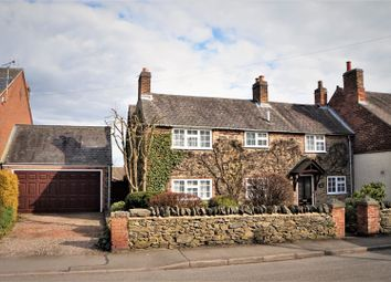 Thumbnail 4 bed cottage for sale in Main Street, Stanton Under Bardon, Markfield