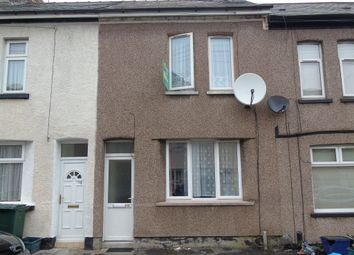 Thumbnail 2 bed terraced house for sale in Wilson Street, Newport
