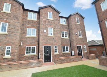 Thumbnail 5 bed town house for sale in 85 - 89 Marland Way, Stretford, Manchester