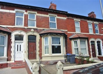 Thumbnail 4 bed terraced house for sale in Clevedon Road, Blackpool